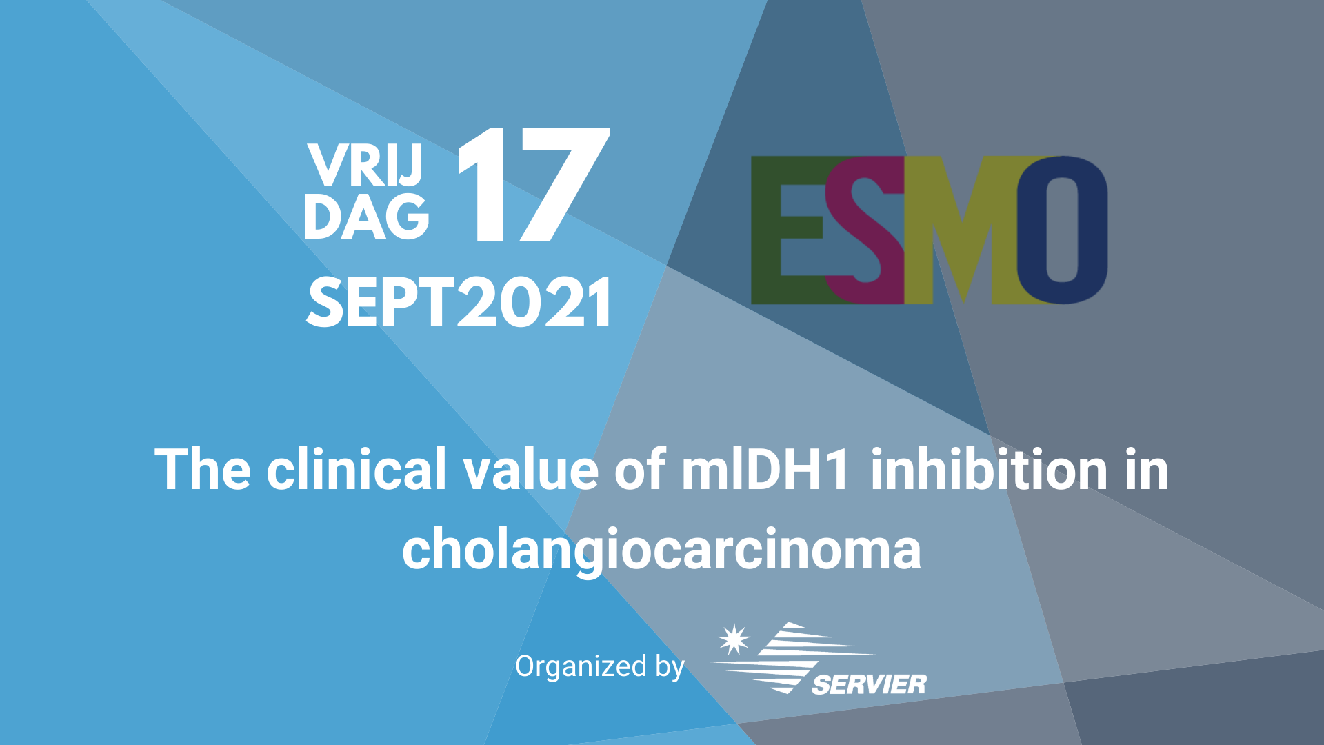 The clinical value of mlDH1 inhibition in cholangiocarcinoma